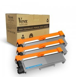 Brother TN660 Compatible Toner Cartridge - 3 Packs