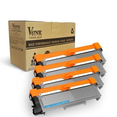 Brother TN660/TN630 Compatible Toner Cartridge - 4 pack