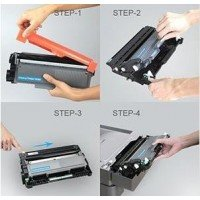 How to Refill the Brother Tn660 Toner Cartridge?
