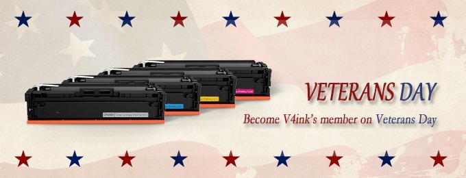 V4ink Celebrating Veterans Day