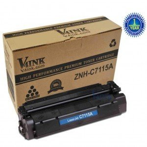HP 15A/C7115A Compatible Toner Cartridge - 1 Pack