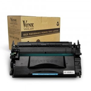 HP 26X CF226X Compatible Black Toner Cartridge, High Yield