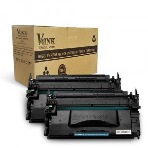 HP CF226X Compatible Toner Cartridge - 2 Packs