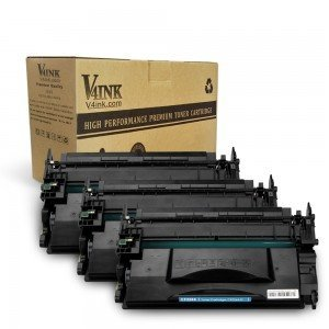 HP CF226X Compatible Toner Cartridge - 3 Packs