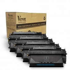 HP CF280X Compatible Toner Cartridge - 4 Pack