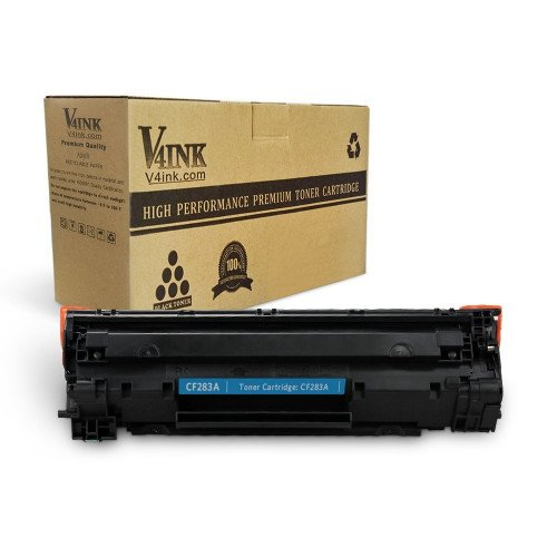 HP CF283A 83A Compatible Toner Cartridge - 1 Pack...