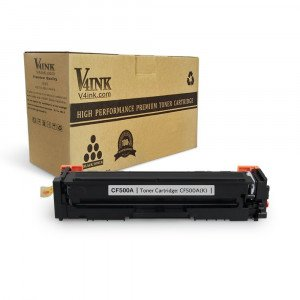 HP CF500A Black Compatible Toner Cartridge