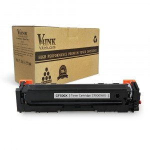 HP CF500X Black Compatible Toner Cartridge