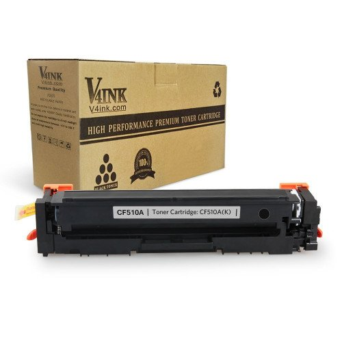 HP CF510A Black Compatible Toner Cartridge...