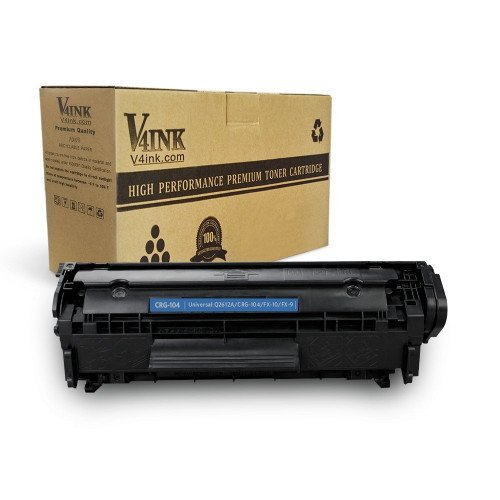 Canon 104 Compatible Toner Cartridge - 1 Pack...