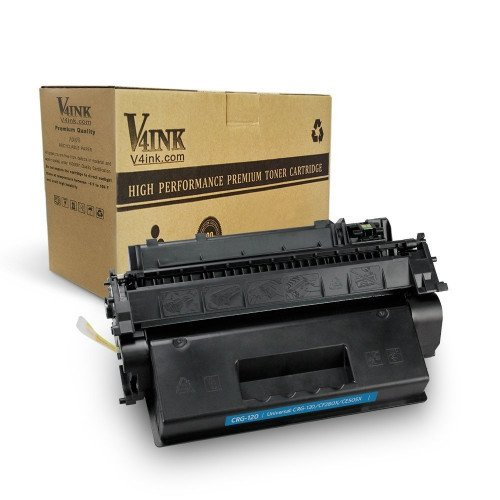 Canon 120 High Yield Black Compatible Toner Cartridge...