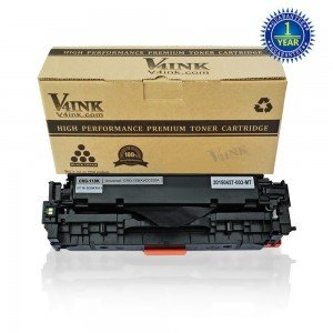 Canon 118 Compatible Toner Cartridge Black 1 Pack