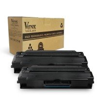 Dell 1260 Compatible Toner Cartridge - 2 Packs