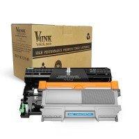 Brother DR420 Compatible Drum Unit + TN450 TN420 Compatible Toner Cartridge - 2 Packs, 1 Toner + 1 Drum