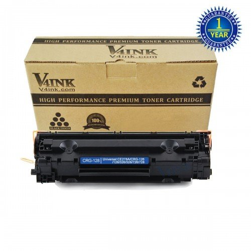 Canon 128 Compatible Toner Cartridge - 1 Black...
