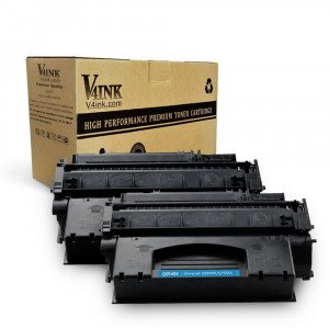 HP Q5949X Compatible Toner Cartridge - 2 Packs