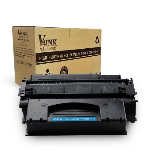 HP Q5949X/49X Compatible Toner Cartridge - 1 Pack...