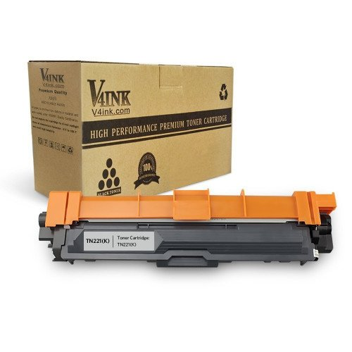Brother TN221/TN225 Compatible Toner Cartridge...