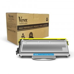 Brother TN360 TN330 Compatible Toner Cartridge - 1 Pack