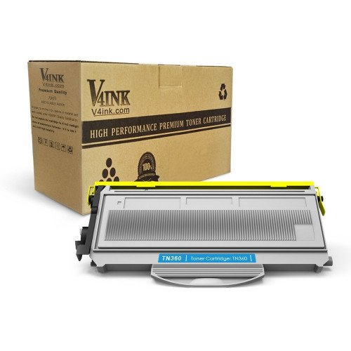 Brother TN360 TN330 Compatible Toner Cartridge - 1 Pack...