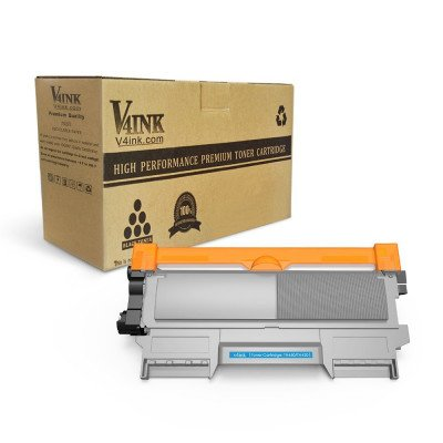 Brother TN450 TN420 Compatible Toner Cartridge - 1 Pack