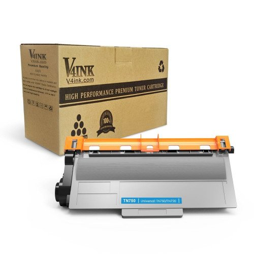 Brother TN720/TN750 Compatible Toner Cartridge...