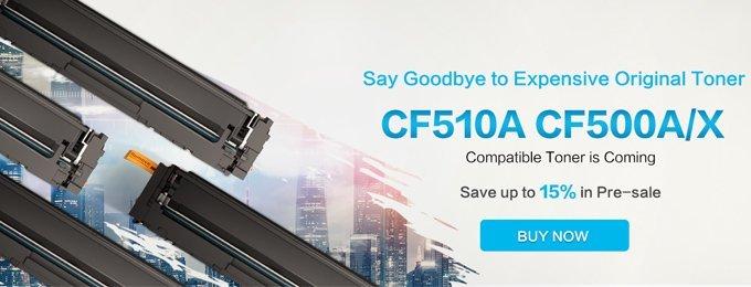 CF500 CF510 Presale
