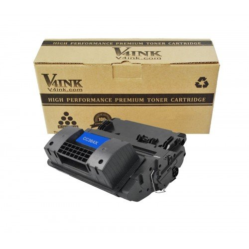 HP CC364X Compatible Toner Cartridge - 1 Pack...