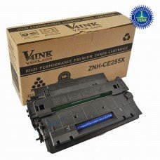 HP CE255X 55X Compatible Toner Cartridge - 1 Pack