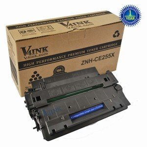 HP CE255X 55X Compatible Toner Cartridge - 1 Pack
