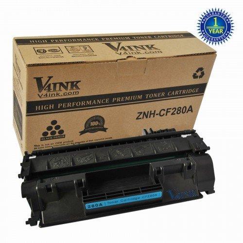 HP 80A CF280A Compatible Toner Cartridge...