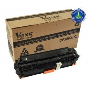 HP CF380X 312A Compatible Toner Cartridge - 1 Pack