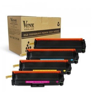 Replacement for Canon 046H Toner Cartridge Black Cyan Magent