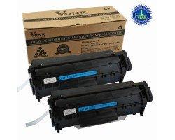 HP Q2612A Compatible Toner Cartridge - 2 Packs