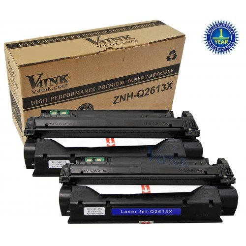 HP Q2613X Compatible Toner Cartridge - 2 Packs...
