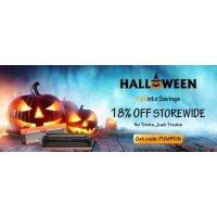 Not Trick, Just Treat | Savings up to 70% OFF in this Halloween