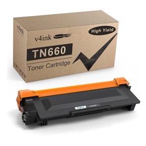 v4ink tn660 compatible toner cartridge